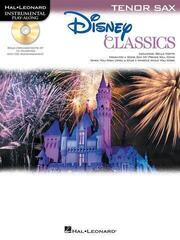 Disney Classics Tenor Saxophone