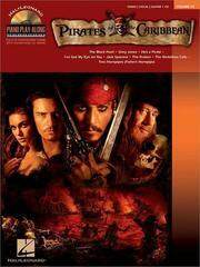 Hal Leonard Pirates of the Caribbean Piano