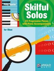 Hal Leonard Skilful Solos Oboe and Piano