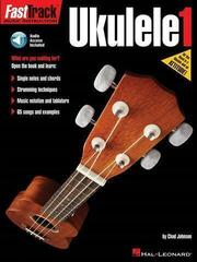 Hal Leonard FastTrack - Ukulele Method 1