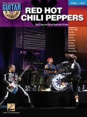 Hal Leonard Guitar Red Hot Chilli Peppers
