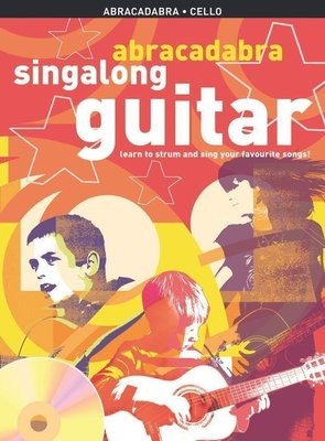 Hal Leonard Abracadabra Singalong Guitar