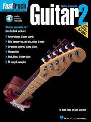 Hal Leonard FastTrack - Guitar Method 2