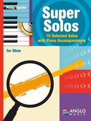 Hal Leonard Super Solos Oboe and Piano