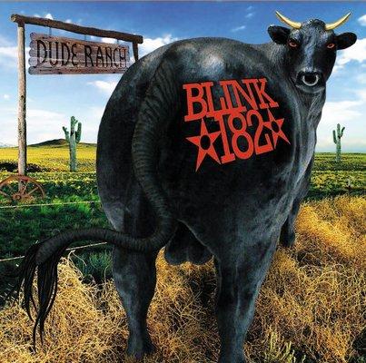 Blink-182 Dude Ranch (Vinyl LP)