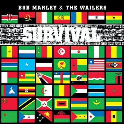 Bob Marley & The Wailers Survival (Vinyl LP)