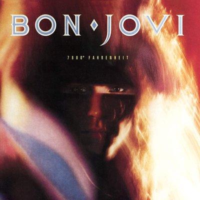 Bon Jovi 7800 Fahrenheit (Vinyl LP)