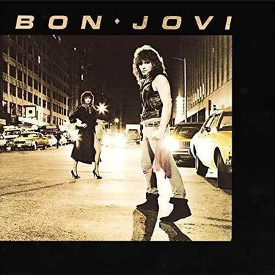 Bon Jovi Bon Jovi (Vinyl LP)