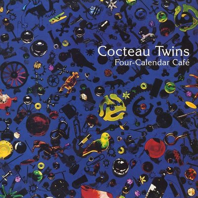 Cocteau Twins Four Calender Cafe (Vinyl LP)