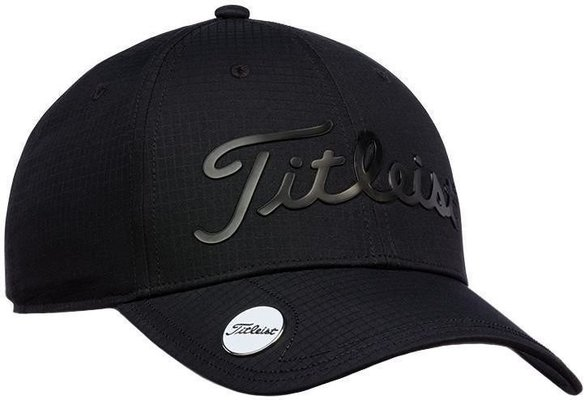 Titleist Performance Ball Marker Cap Black/Black 2020
