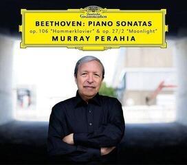 Murray Perahia Sonáty pro klavir 106,27/2 (LP)