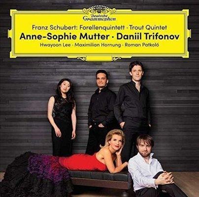 Schubert Kvintet Pstruh (Mutter, Trifonov) (2 LP)