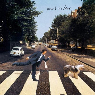Paul McCartney Paul Is Live (2 LP Coloured Vinyl)