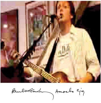 Paul McCartney Amoeba Gig (2 LP)