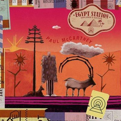 Paul McCartney Egypt Station (3 LP Coloured Vinyl)