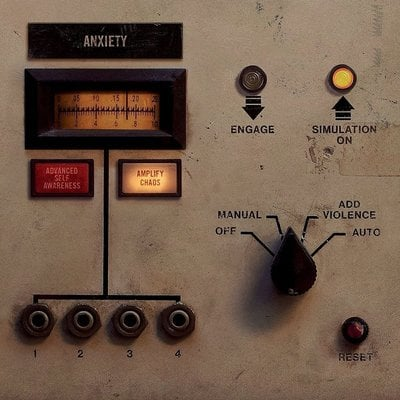 Nine Inch Nails Add Violence (Vinyl LP)