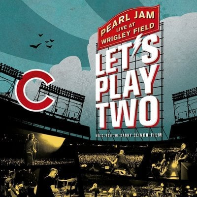 Pearl Jam Let's Play Two (2 LP)