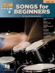 Hal Leonard Songs for Beginners Drums