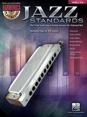 Hal Leonard Jazz Standards Harmonica Nuty
