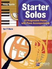 Hal Leonard Starter Solos Horn in F