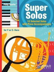 Hal Leonard Super Solos F/Eb Horn