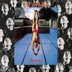 Def Leppard High 'N' Dry (LP)