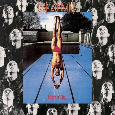 Def Leppard High 'N' Dry (Vinyl LP)