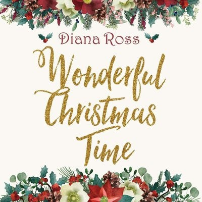 Diana Ross Wonderful Christmas Time (2 LP)