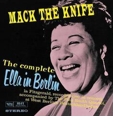 Ella Fitzgerald Mack The Knife: Live In Berlin (Vinyl LP)