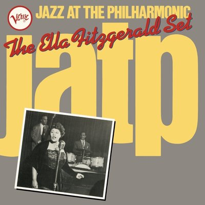 Ella Fitzgerald Jazz At The Philharmonic: (2 LP)