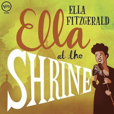 Ella Fitzgerald Ella At The Shrine: Prelude (Vinyl LP)