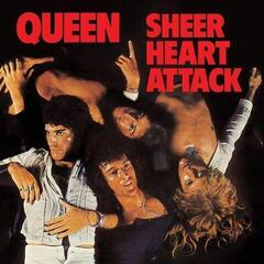 Queen Sheer Heart Attack (LP) 180 g (Aperto) #932603