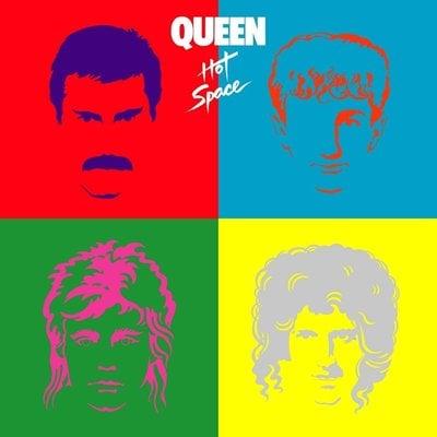 Queen Hot Space (Vinyl LP)