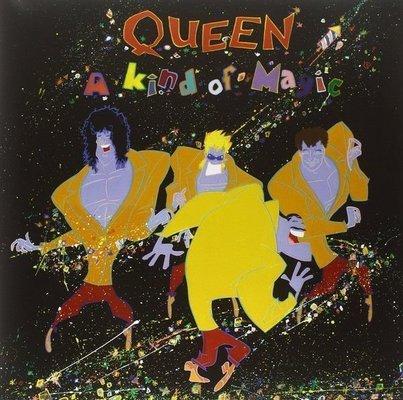 Queen A Kind Of Magic (Vinyl LP)