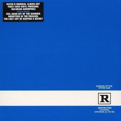 Queens Of The Stone Age Rated R (Vinyl LP)