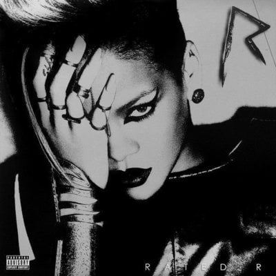 Rihanna Rated R (2 LP)