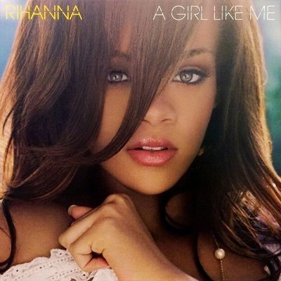 Rihanna A Girl Like Me (2 LP)
