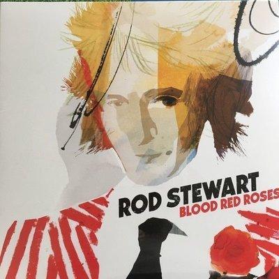 Rod Stewart Blood Red Roses (2 LP)