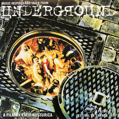 Goran Bregovic Underground (Vinyl LP)