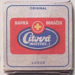 Hapka & Horáček Citová Investice (Vinyl LP)