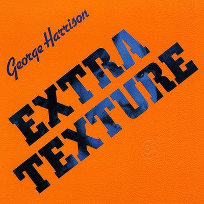 George Harrison Extra Texture (Vinyl LP)