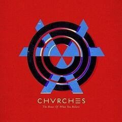 Chvrches The Bones Of What You Believe (Vinyl LP)
