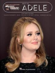 Hal Leonard Best of Adele Piano