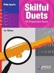 Hal Leonard Skilful Duets Oboe Noty