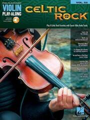 Hal Leonard Celtic Rock Violin Music Book