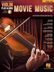 Hal Leonard Movie Music Violin Music Book