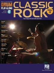 Hal Leonard Classic Rock Drums