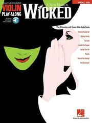 Hal Leonard Wicked Violin
