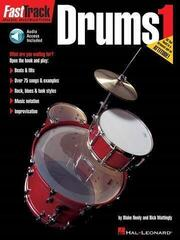 Hal Leonard FastTrack - Drums Method 1