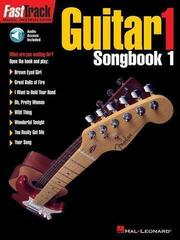 Hal Leonard FastTrack - Guitar 1 - Songbook 1